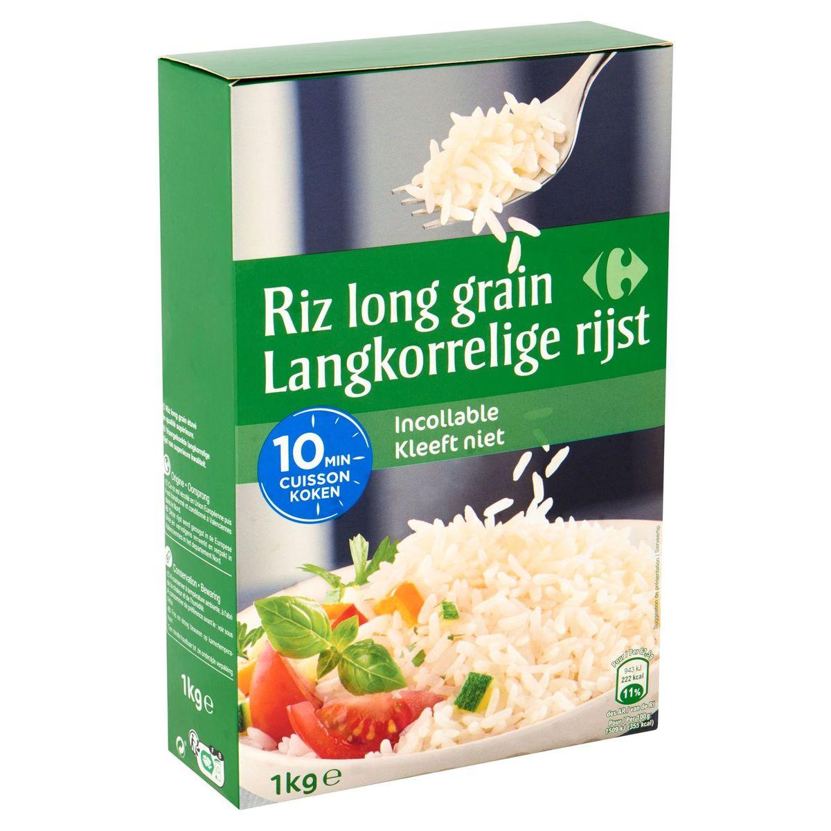 Carrefour Riz Long Grain 1 kg