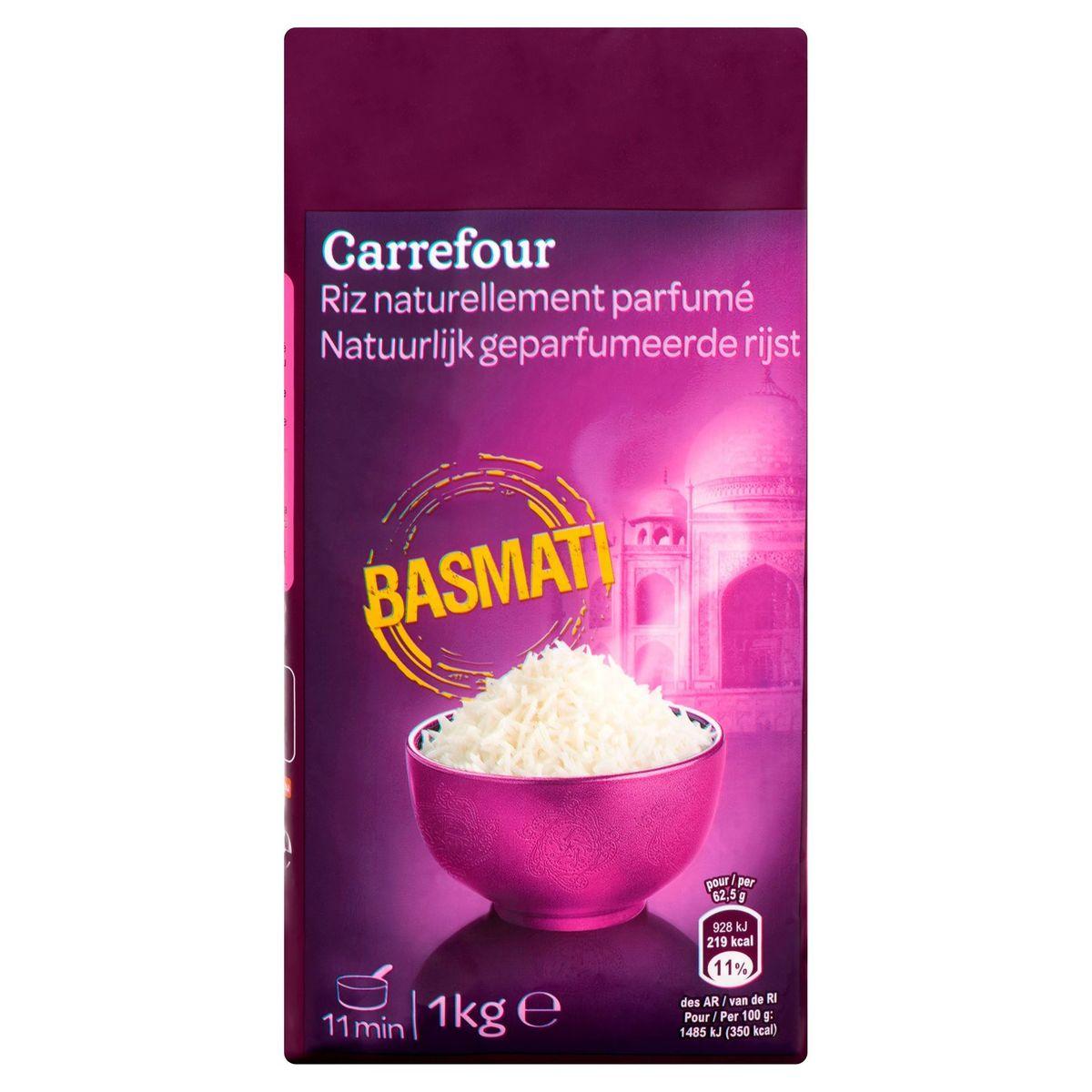 Carrefour Basmati Riz Naturellement Parfumé 1 kg