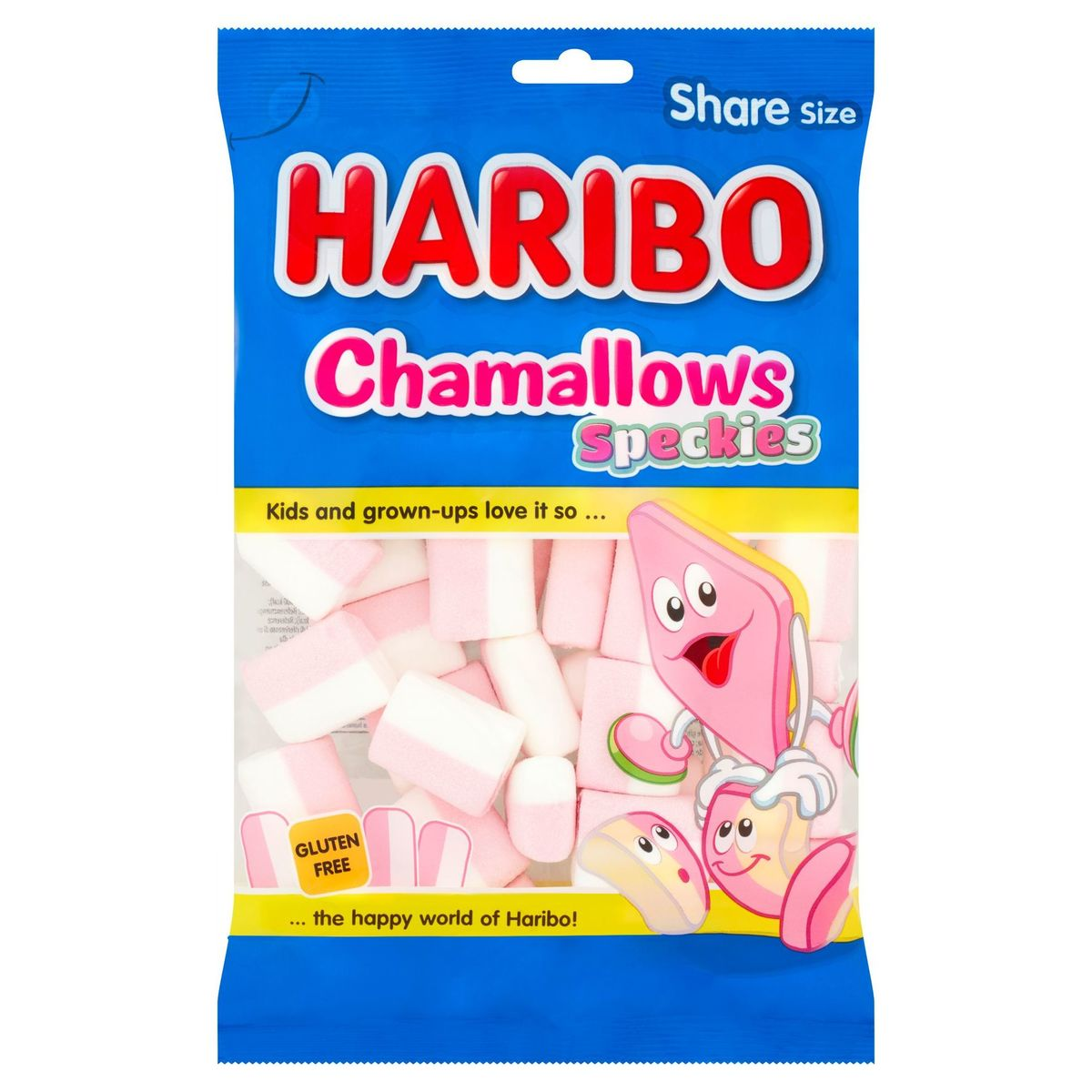 Haribo Chamallows Speckies Share Size 175 g
