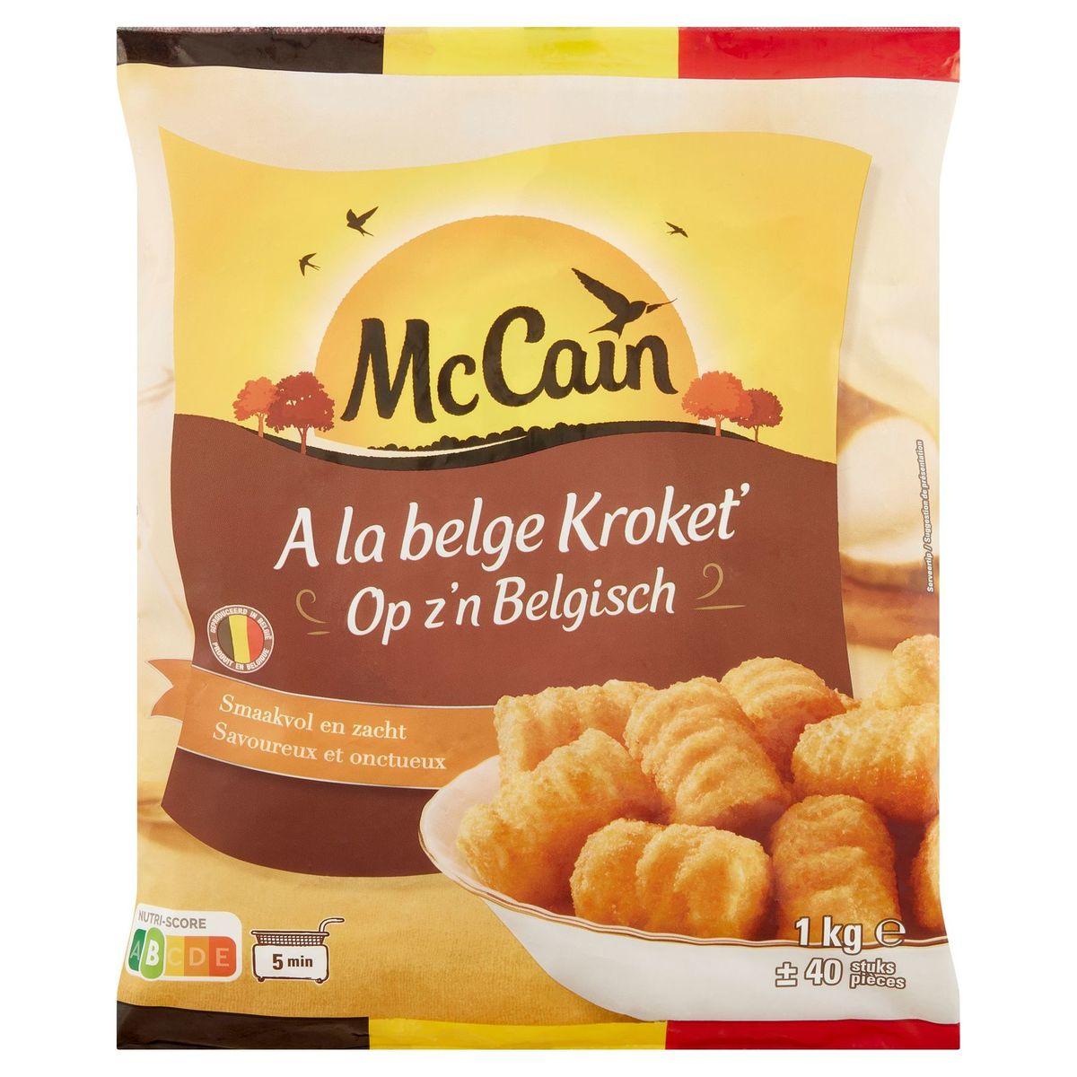 McCain Croquettes a la Belge 1 kg
