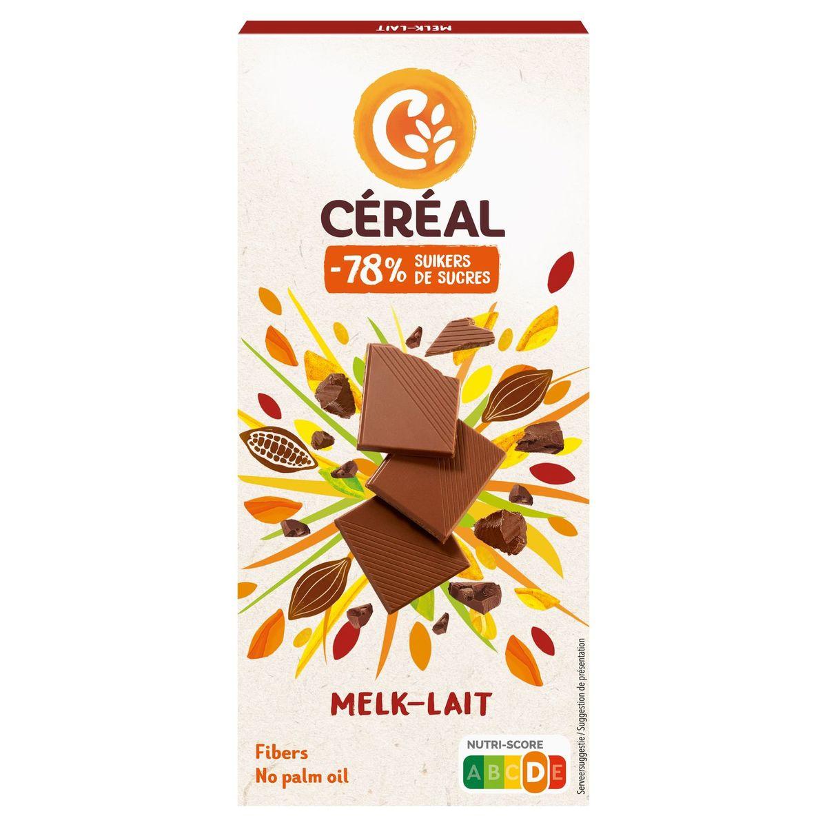Céréal Minder Suikers Melk 80 g