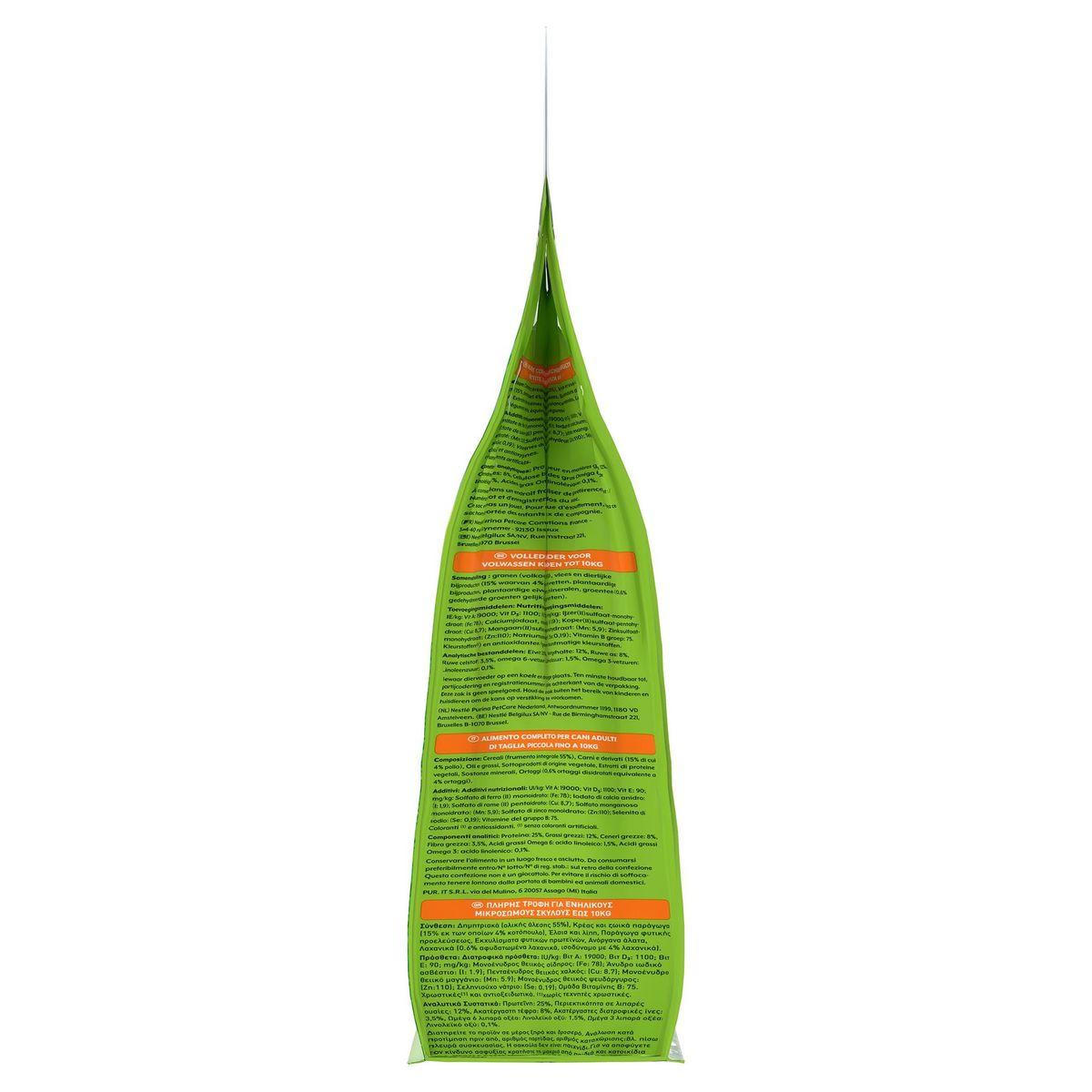 FRISKIES Mini Menu Hondenvoer Kip en Groenten 1.5 kg
