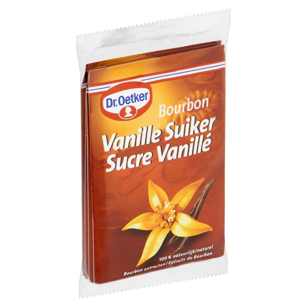 Dr. Oetker Sucre Vanille Bourbon 5 x 8 g