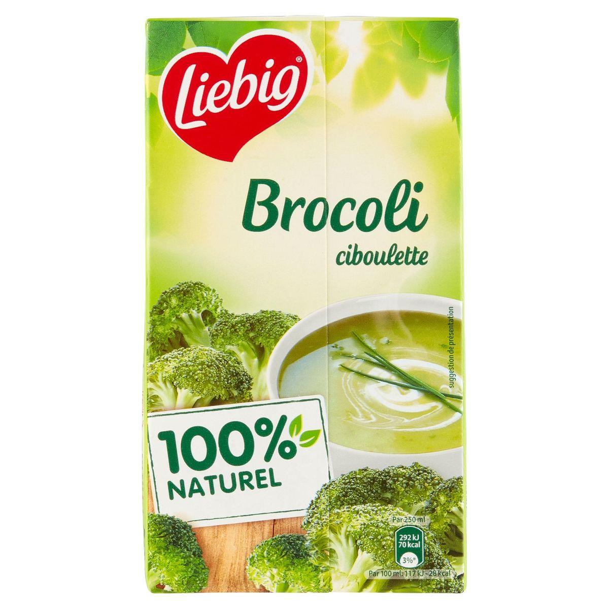 Liebig DéliSoup' Brocoli Ciboulette 1 L
