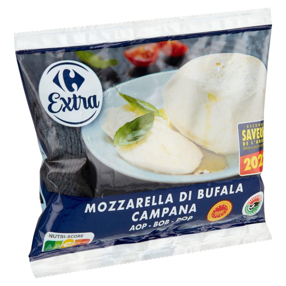 Carrefour Mozzarella di Bufala Campana BOB 125 g