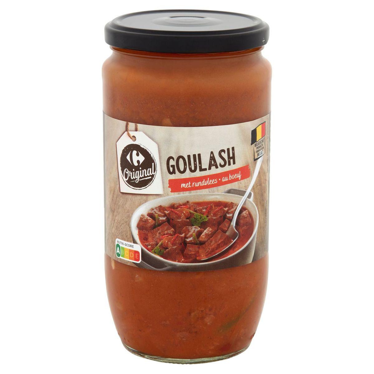Carrefour Original Goulash au Boeuf 800 g