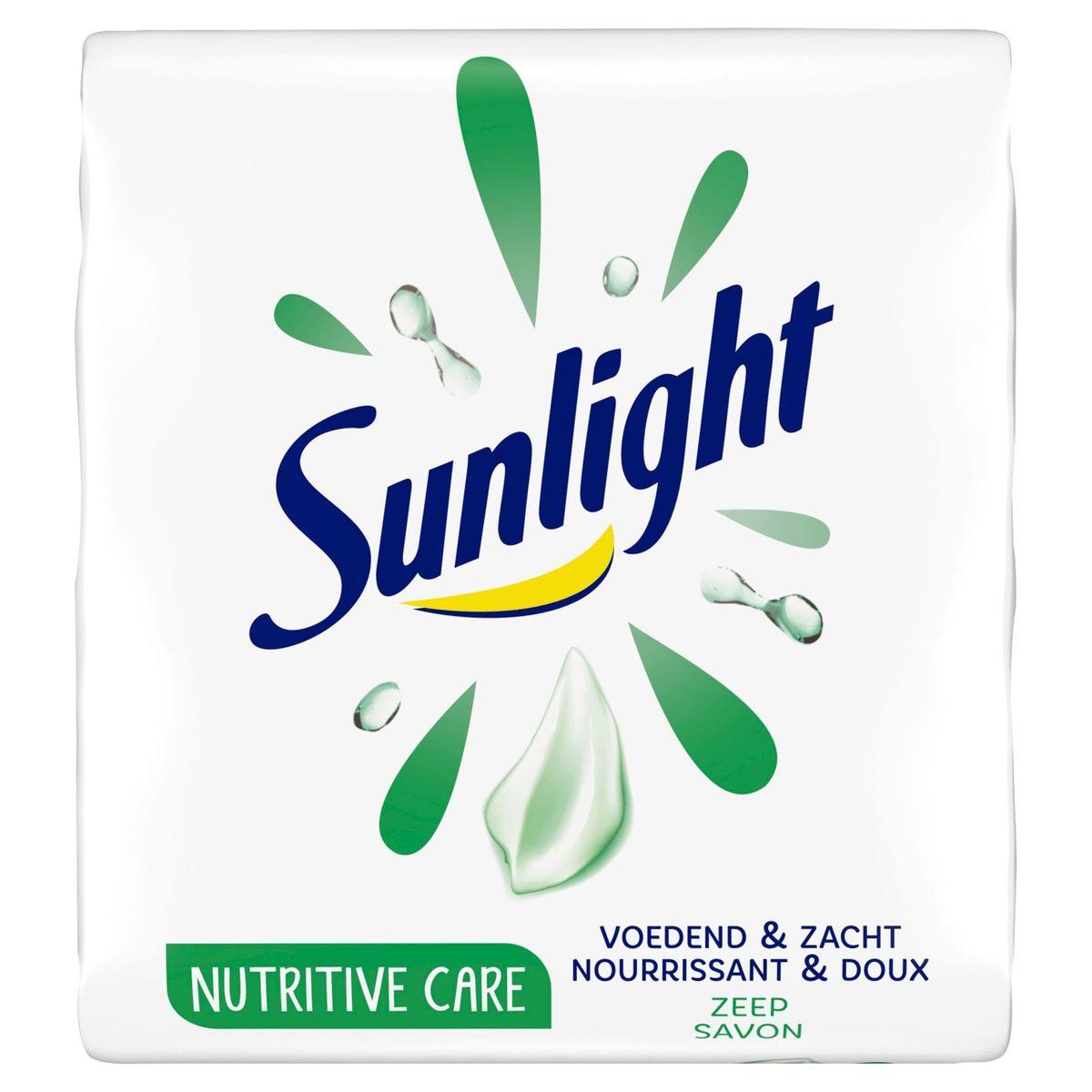 Sunlight Zeeptablet Nutritive 3 x 125 g