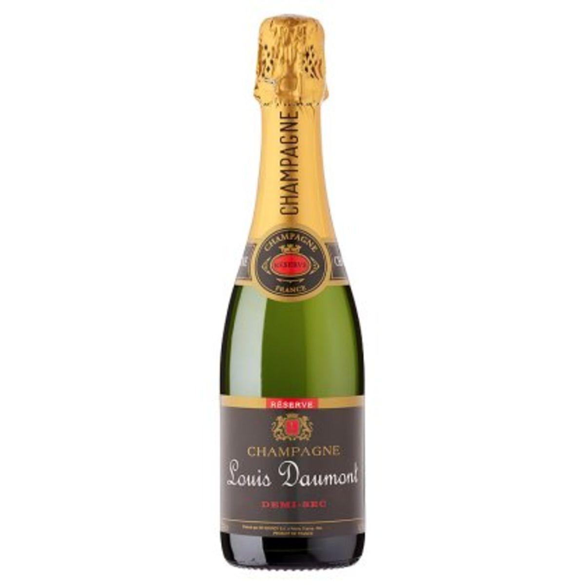 Louis Daumont Champagne Réserve Brut 375 ml