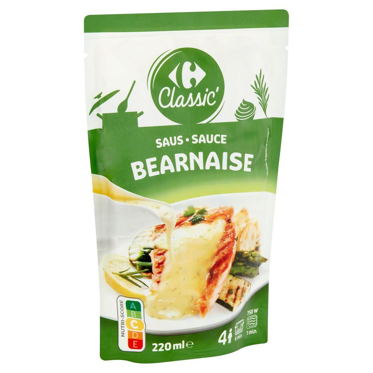 Carrefour Classic' Saus Bearnaise 220 ml