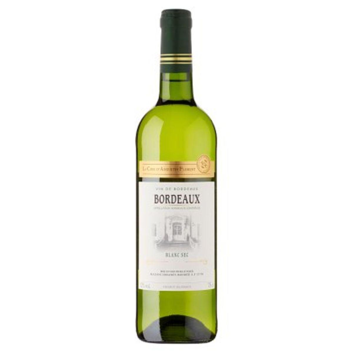 France Bordeaux Baron de Lanezac Blanc