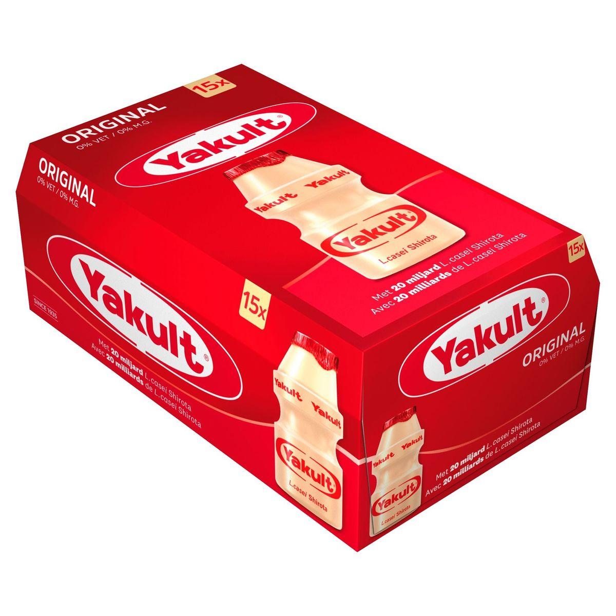 Yakult Original 15 x 65 ml