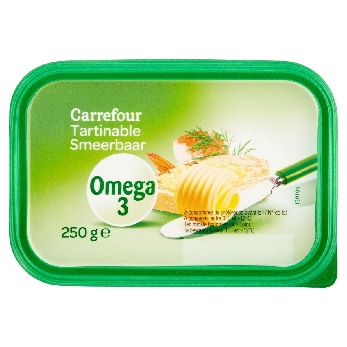 Carrefour Smeerbaar Omega 3 250 g