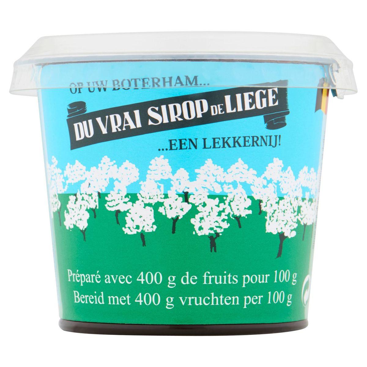 Du Vrai Sirop de Liège 80 g