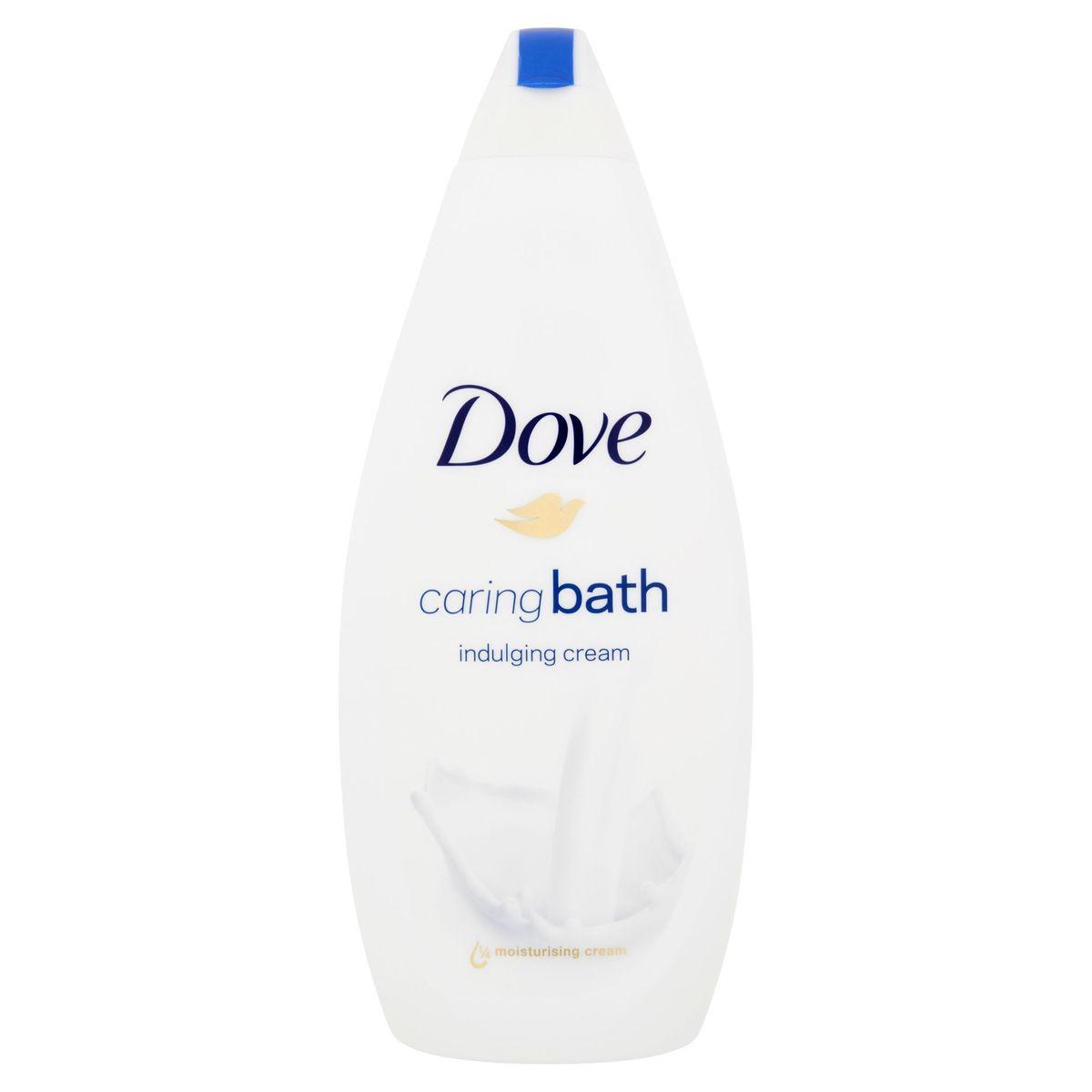 Dove Badschuim Indulging Cream 750 ml