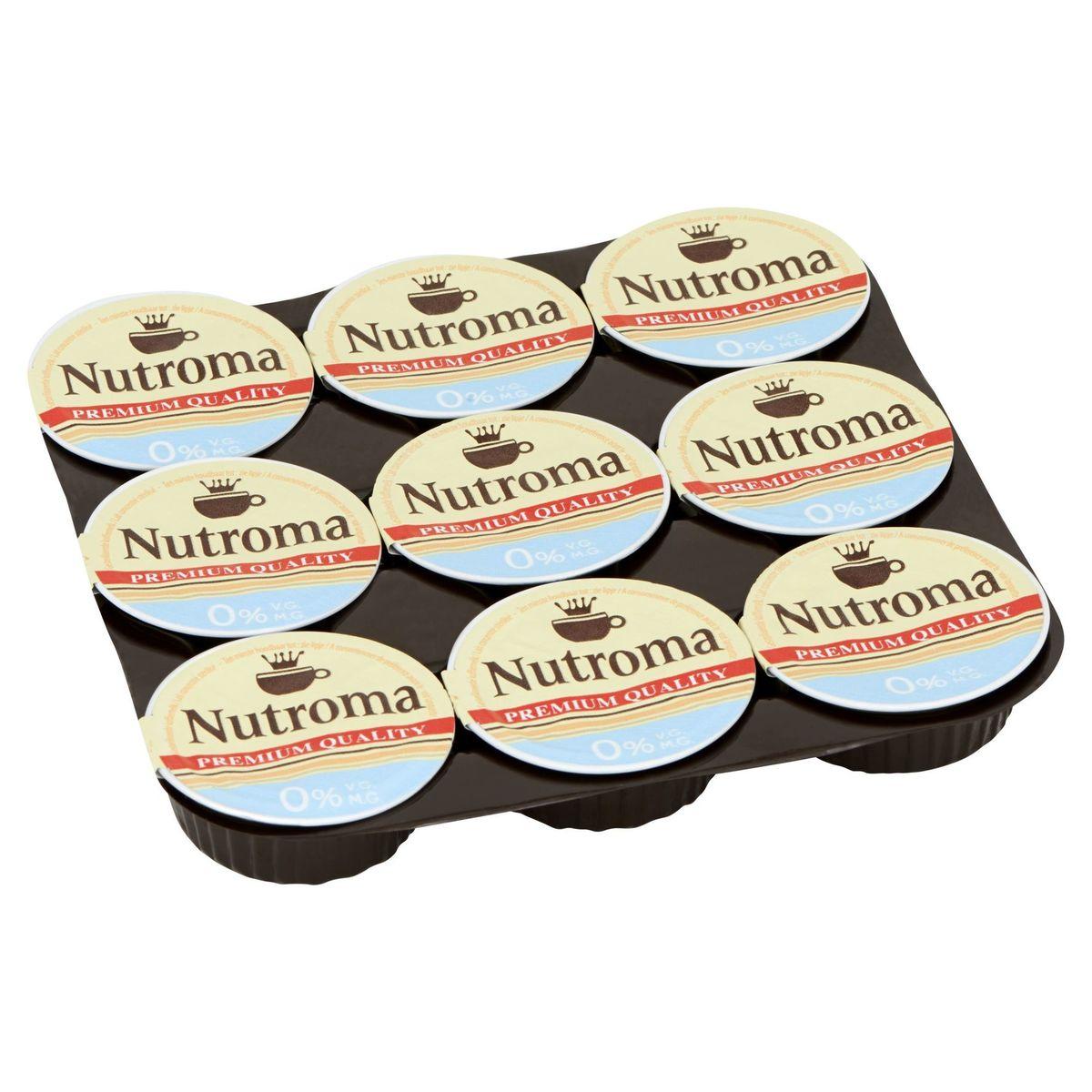 Nutroma Premium Quality 0 % M.G. Godets 9 x 8.5 ml