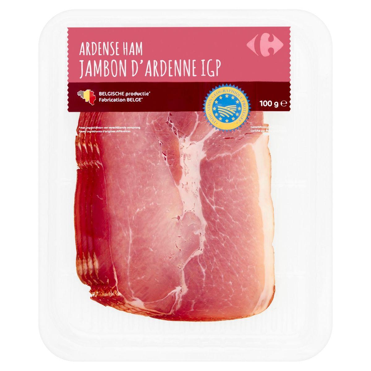 Carrefour Ardense Ham 100 g