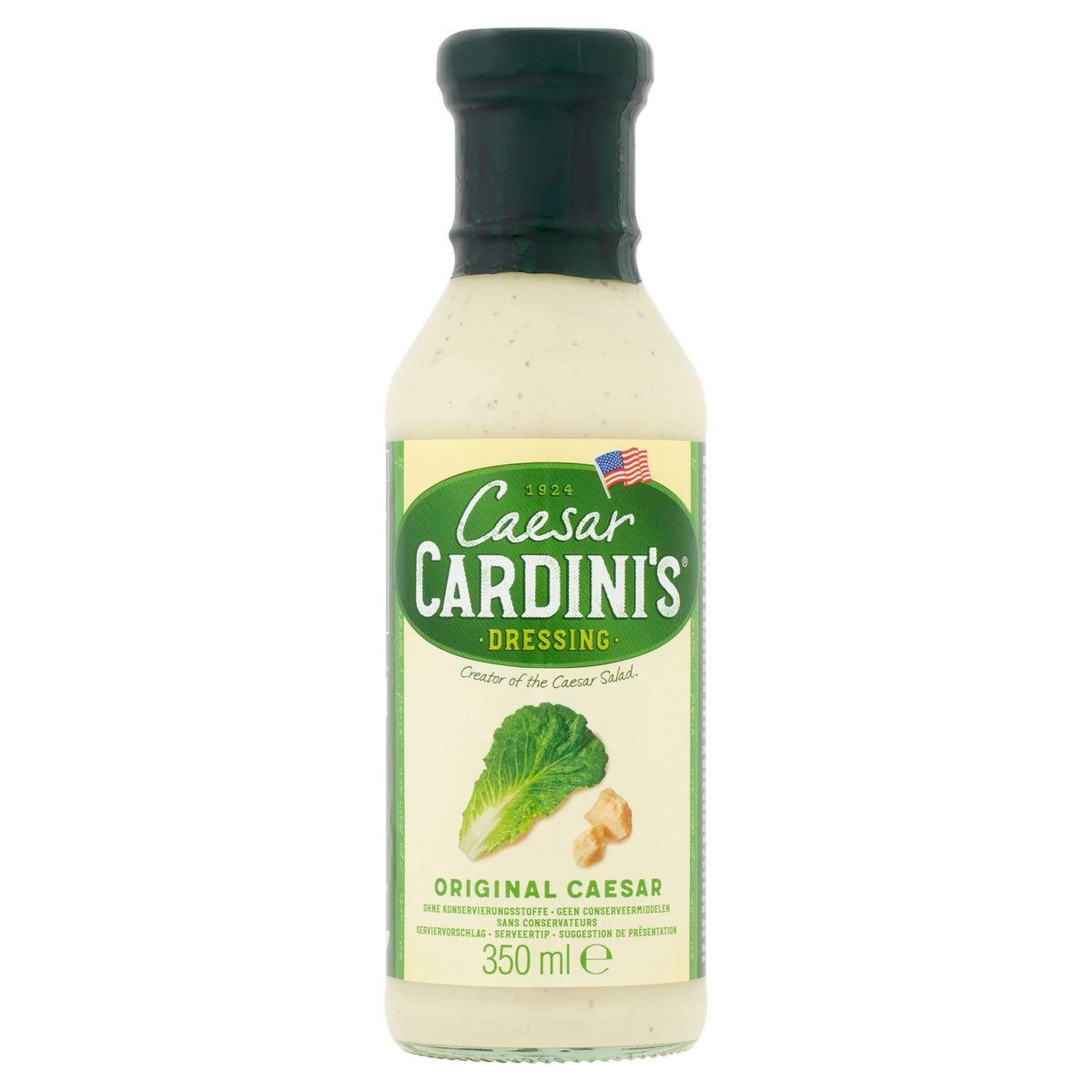 Cardini's Caesar Dressing Original 350 ml