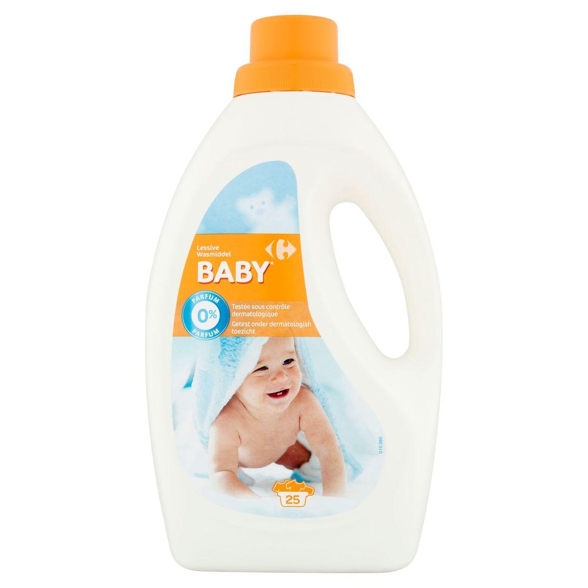 Carrefour Baby Lessive 25 Lavages 1.5 L