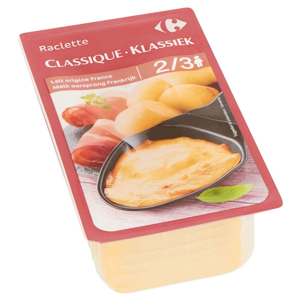 Carrefour Raclette Klassiek 400 g