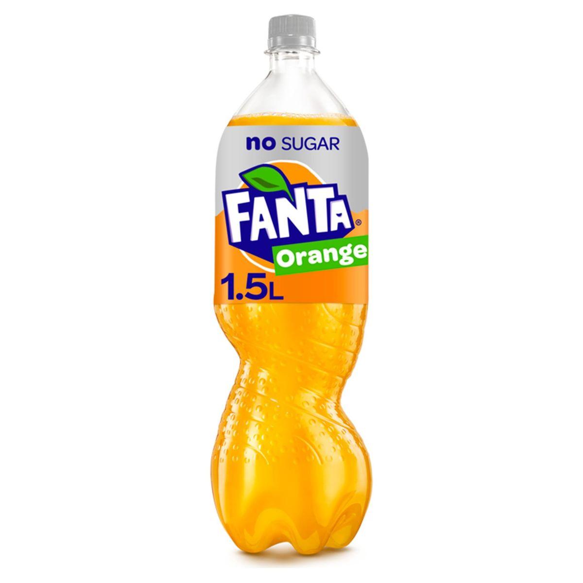 Fanta Zero Orange 1.5 L