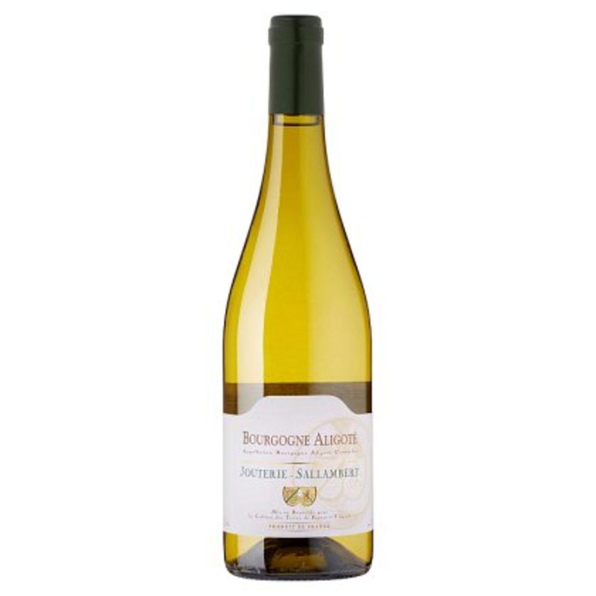 Jouterie - Sallambert Bourgogne aligoté 75 cl