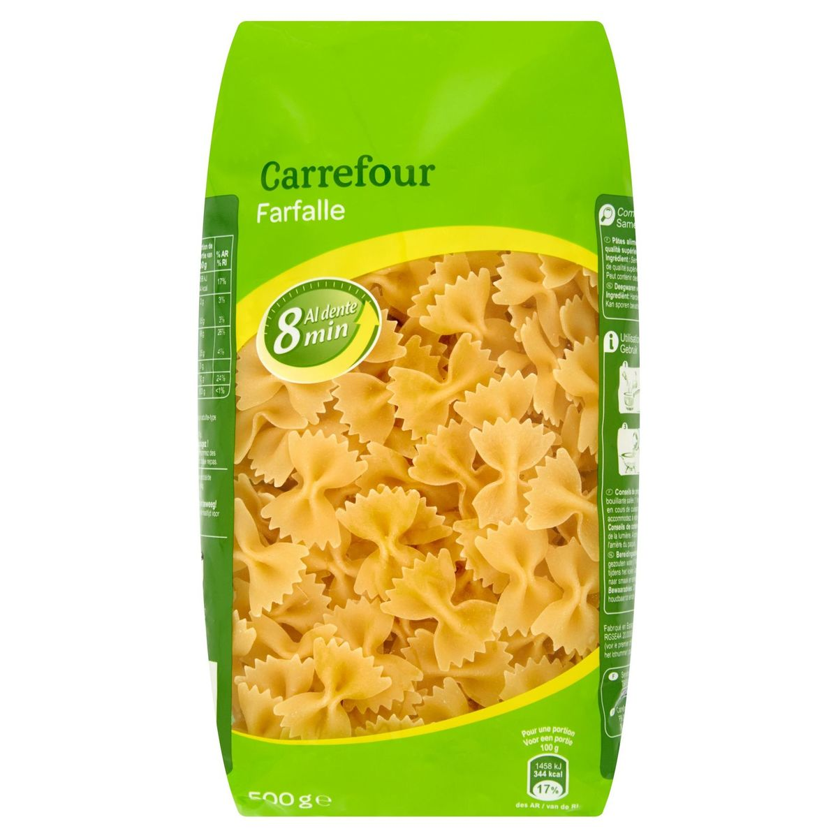 Carrefour Farfalle 500 g