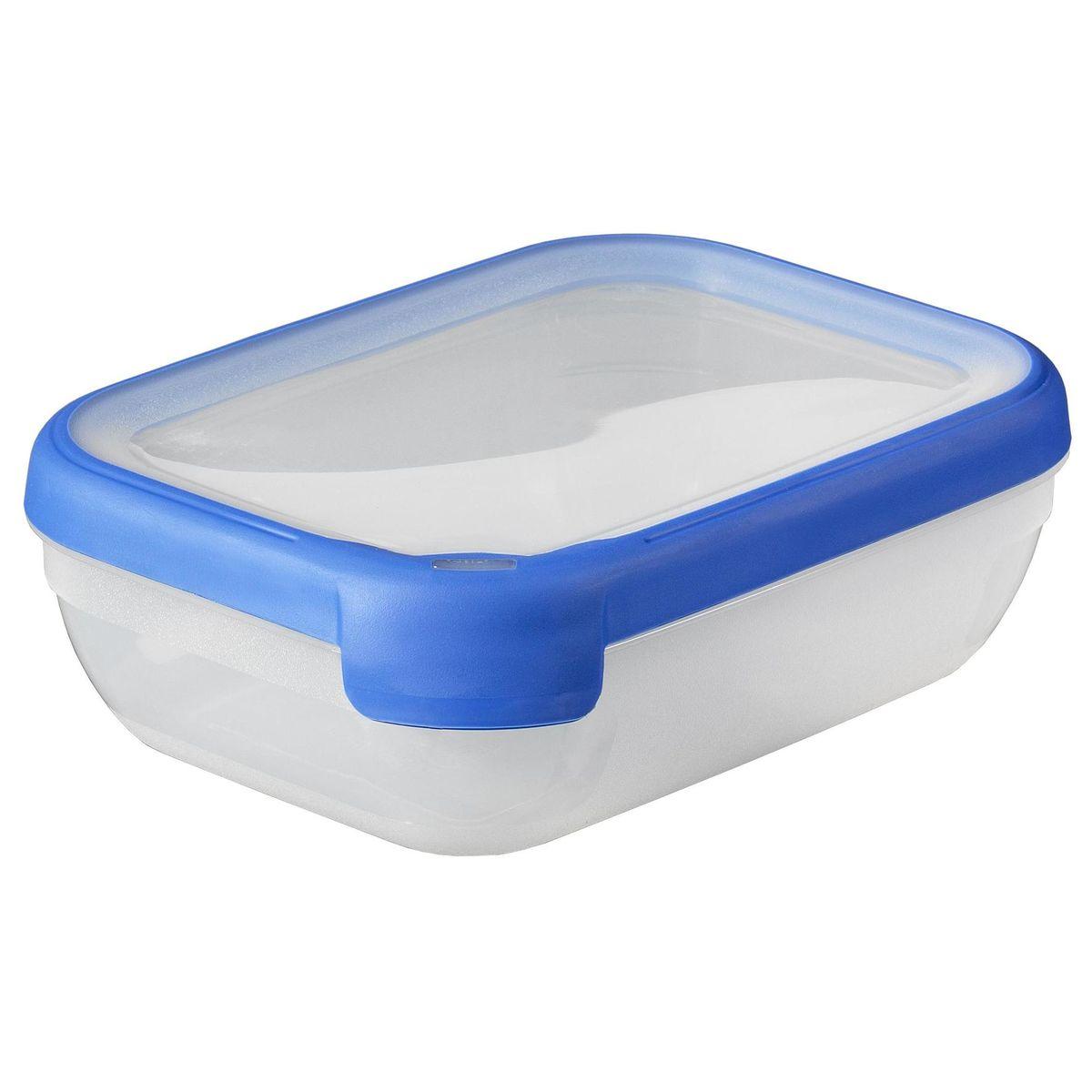 Curver Vershouddoos Grand Chef 1,8L - Transparant / Blauw