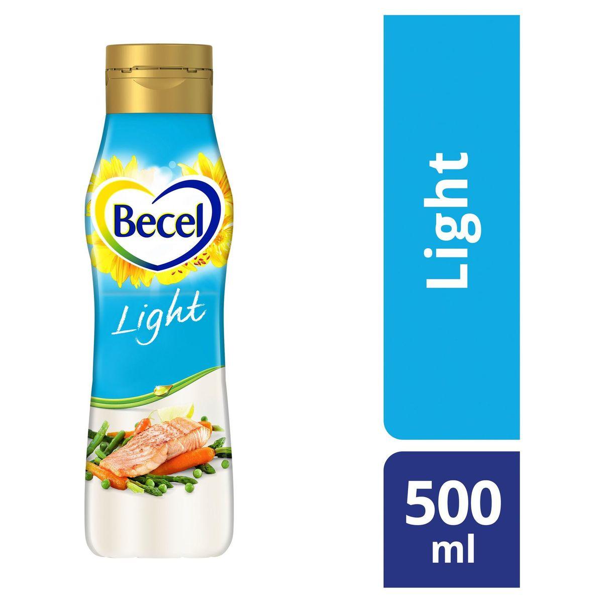 Becel | Cuire et rôtir | Light | Oméga 3 | 500ml