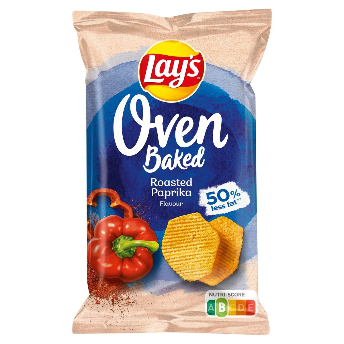 Lay's Chips Oven Baked Paprika 150 gr