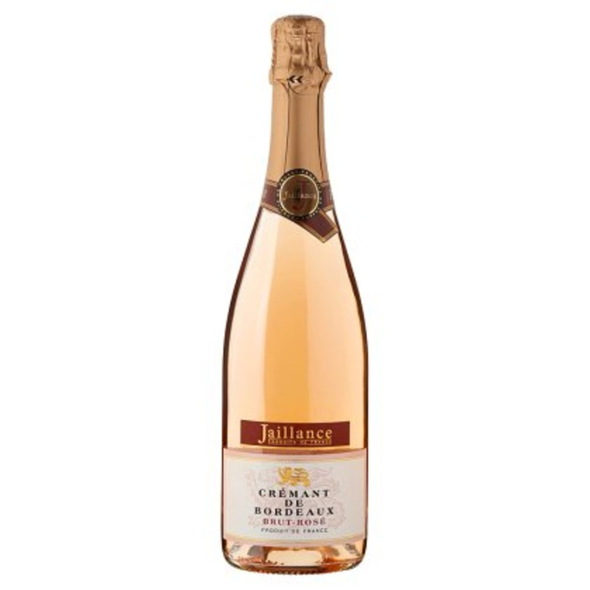 Jaillance Crémant de Bordeaux Brut - Rosé 750 ml