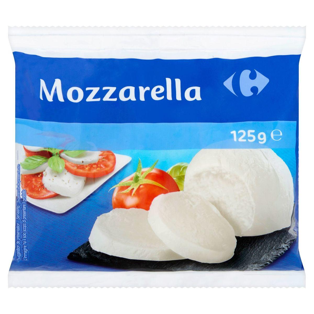 Carrefour Mozzarella 125 g