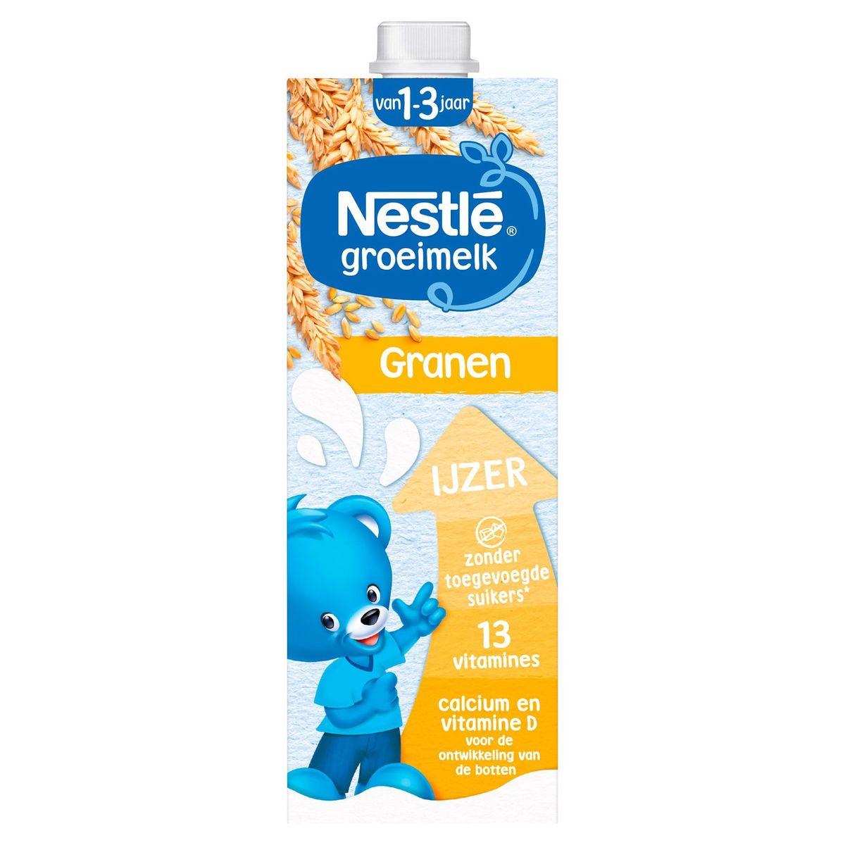 Nestlé Groeimelk Granen vanaf 1 Jaar 1 L