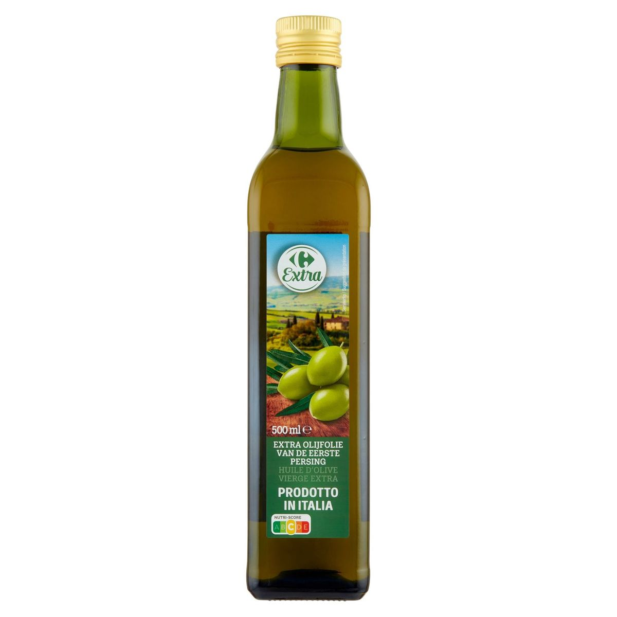 Carrefour Huile d'Olive Vierge Extra 500 ml