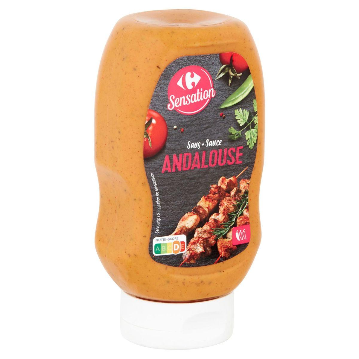 Carrefour Sensation Saus Andalouse 420 ml