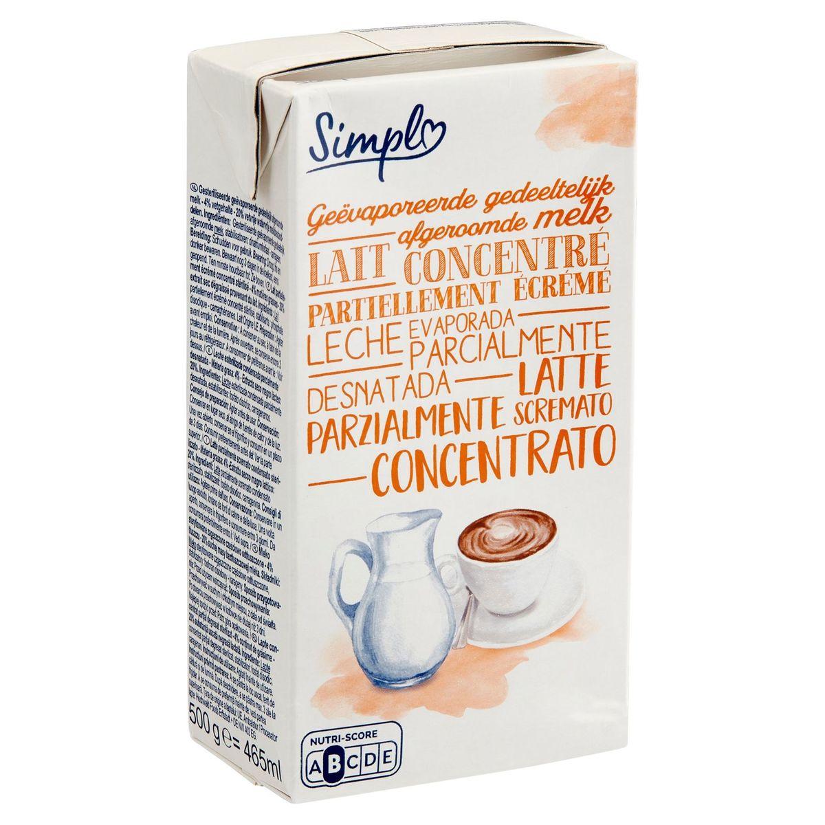 Carrefour Lait pour Café 4% M.G. 465 ml