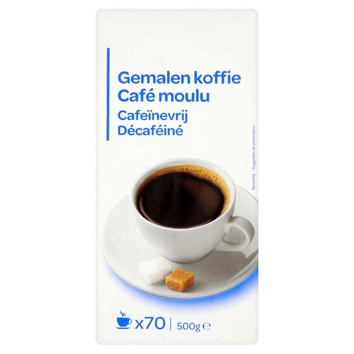 Café Moulu Décaféiné x 70 500 g