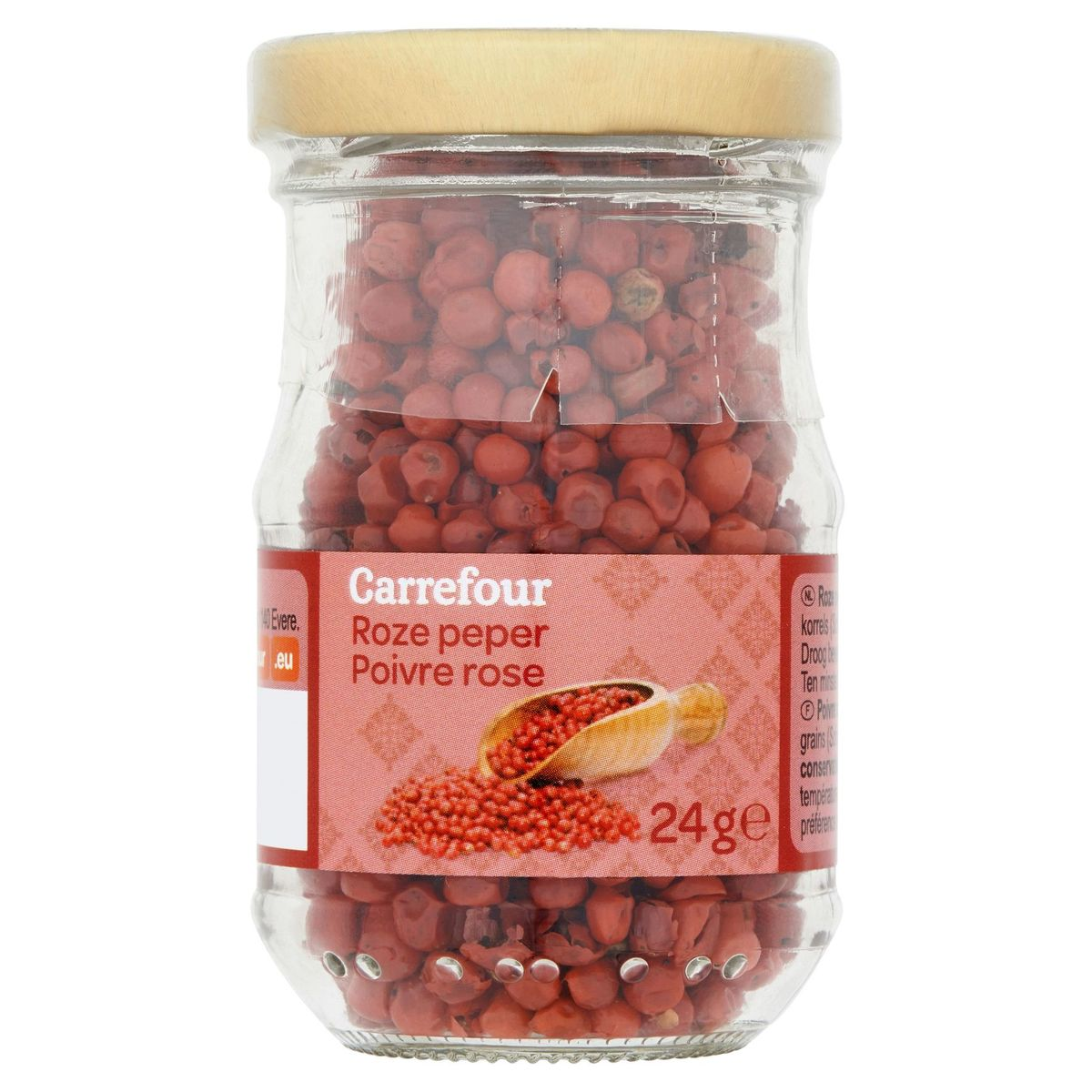 Carrefour Roze Peper 24 g