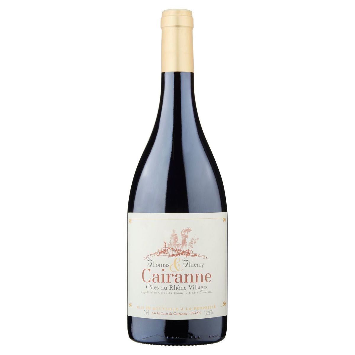 Thomas & Thierry Cairanne Côtes du Rhône Villages 75 cl