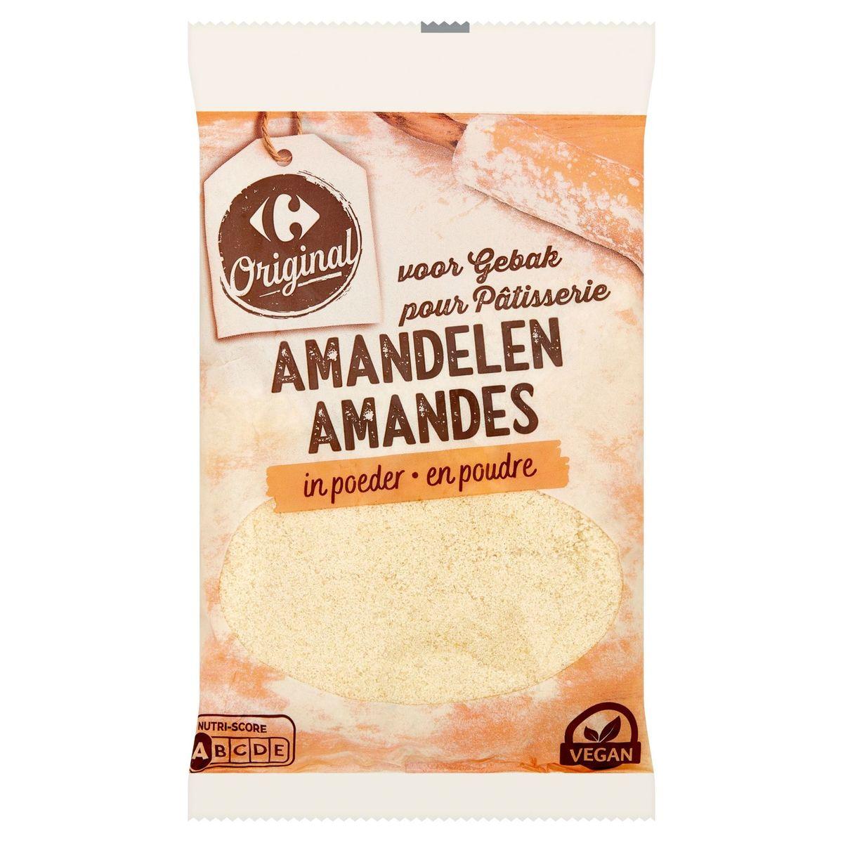 Carrefour Original Amandes en Poudre pour Pâtisserie 125 g