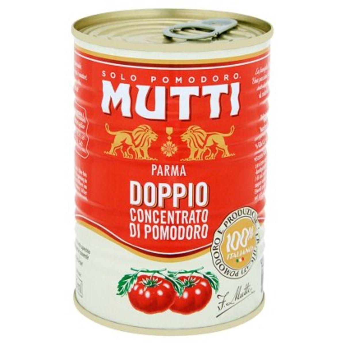 Mutti Doppio Concentratio di Pomodoro 440 g