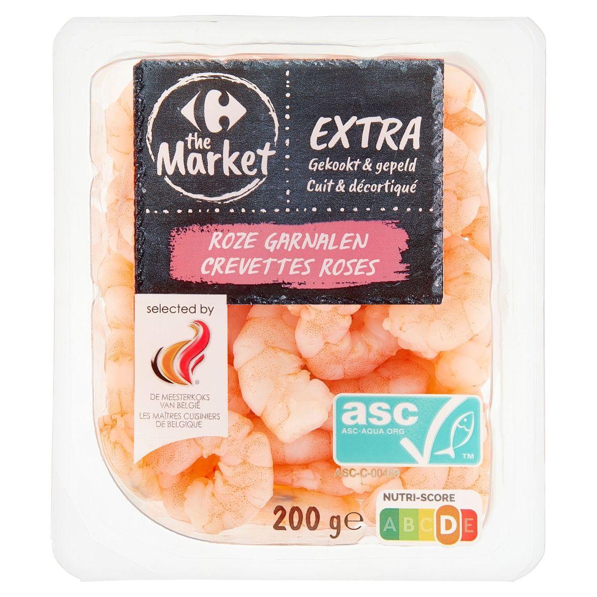 Carrefour Crevettes Roses Extra 200 g