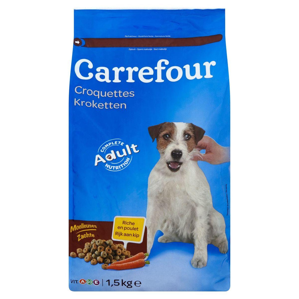Carrefour Kroketten Zacht Rijk aan Kip 1.5 kg