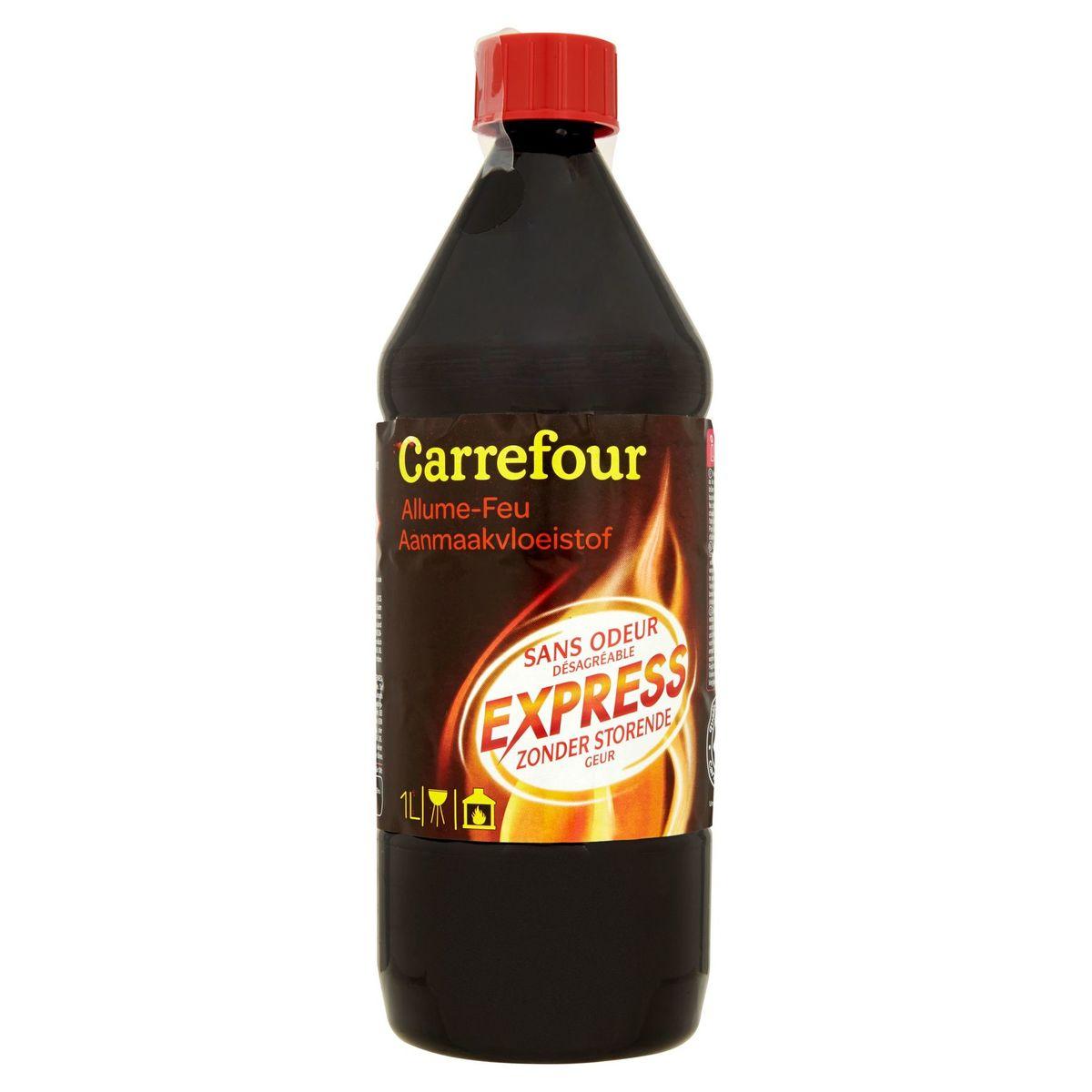 Carrefour Aanmaakvloeistof Express 1 L