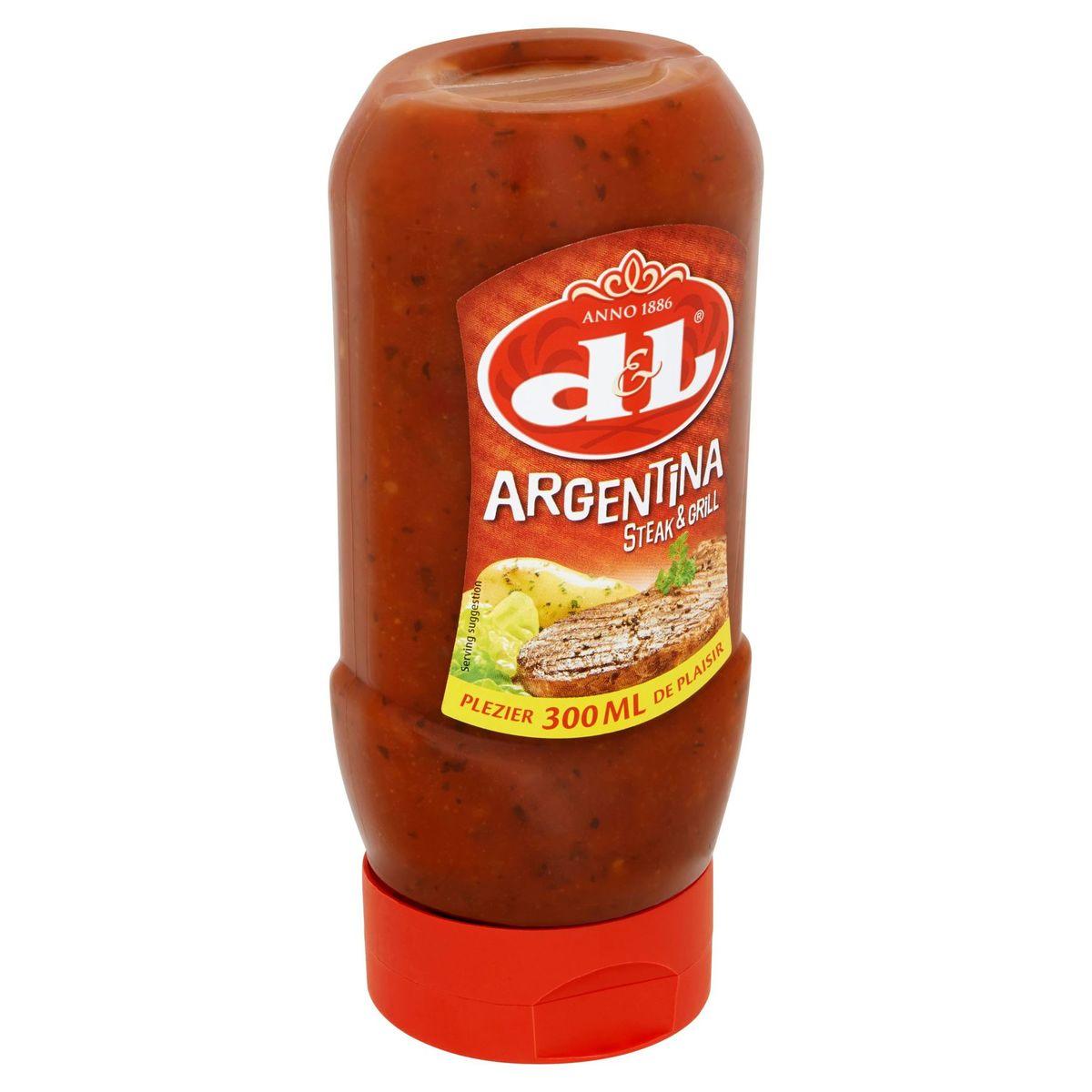 D&L Argentina Steak & Grill 300 ml