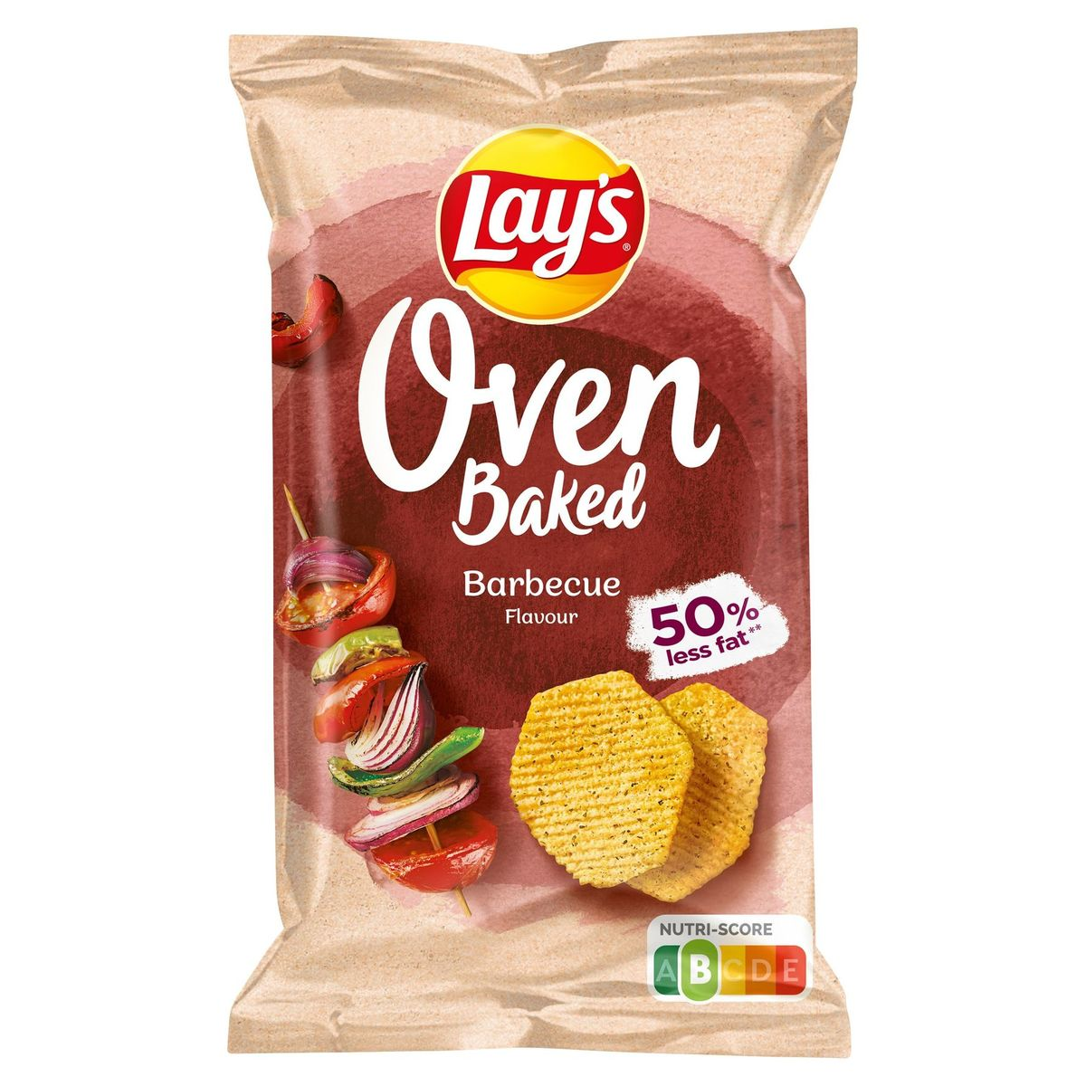 Lay's Chips Oven Baked Barbecue 150 gr