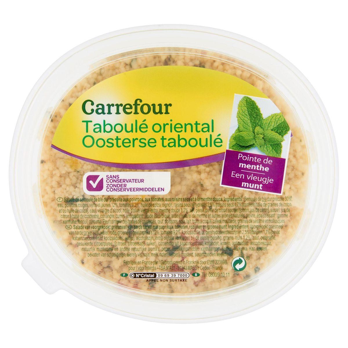 Carrefour Taboulé Oriental 300 g