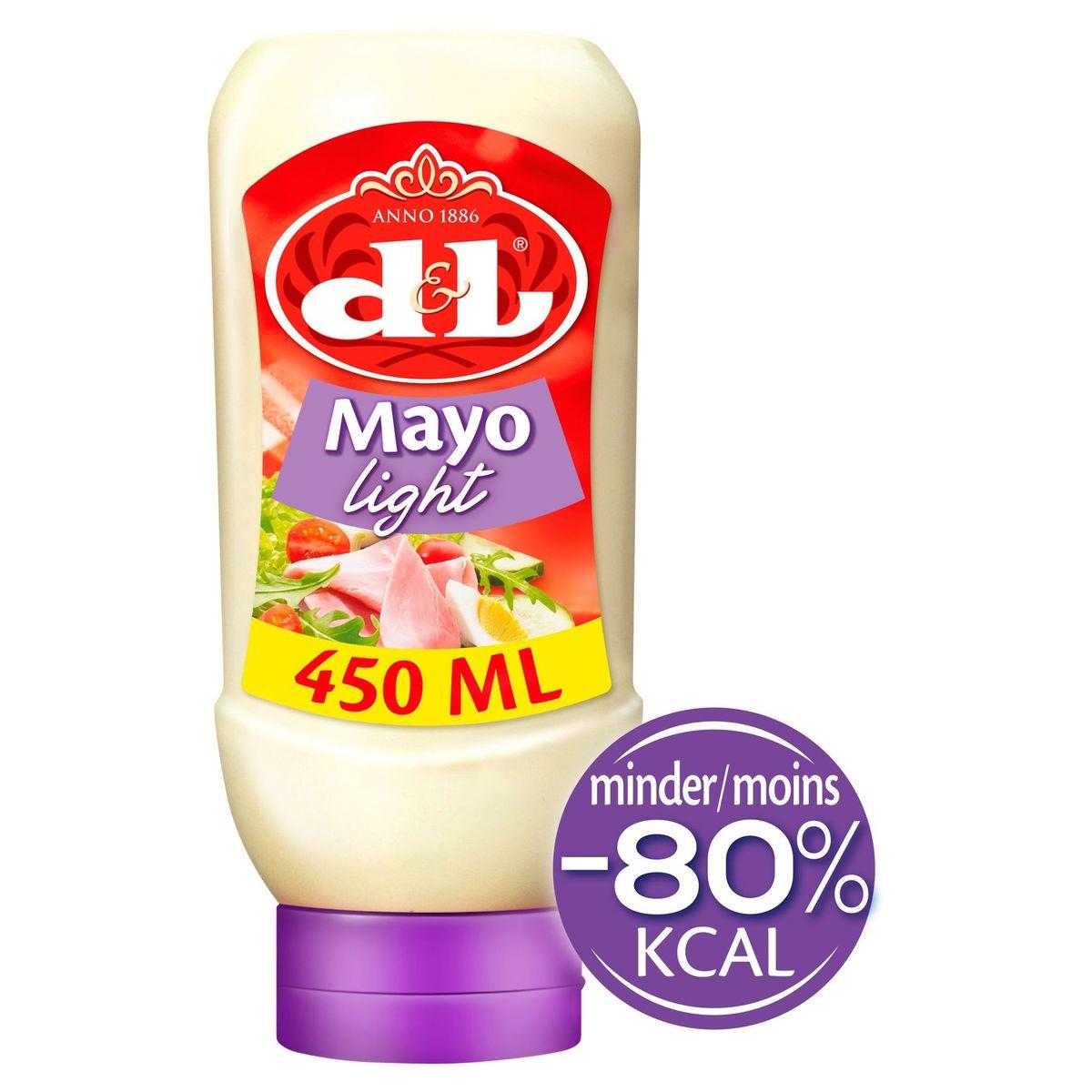 Devos Lemmens Mayo Light -80% 450 ml