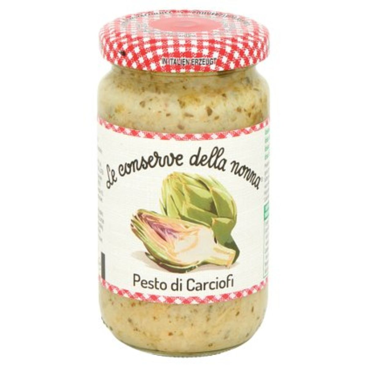 Le Conserve della Nonna Pasto di Carciofi 190 g