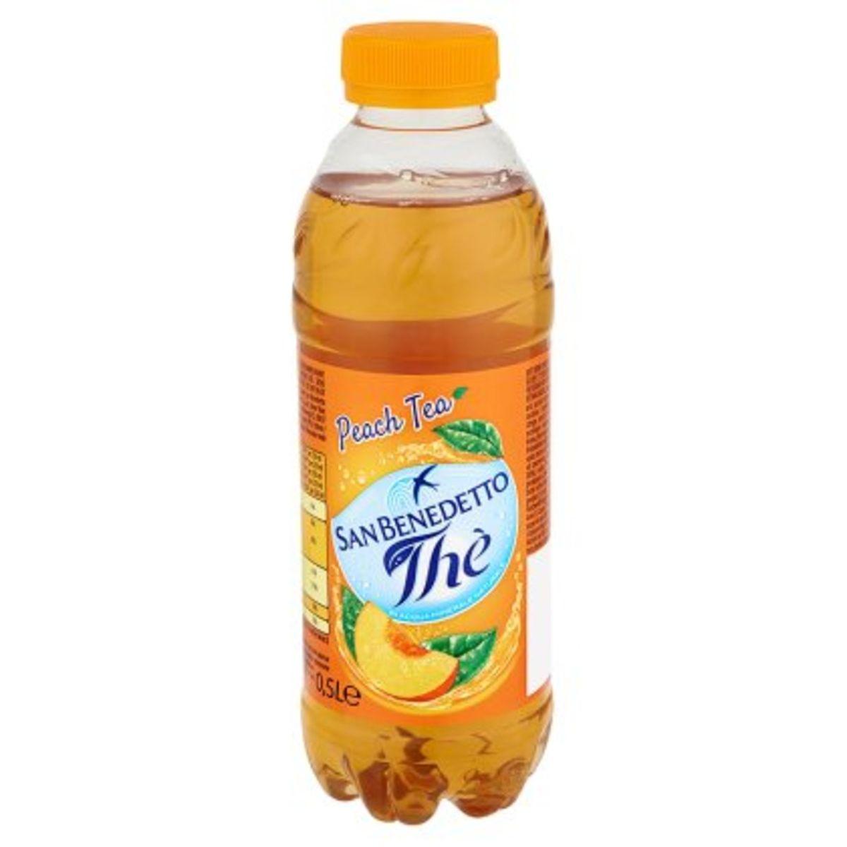 San Benedetto Thè Peach Tea 0,5 L