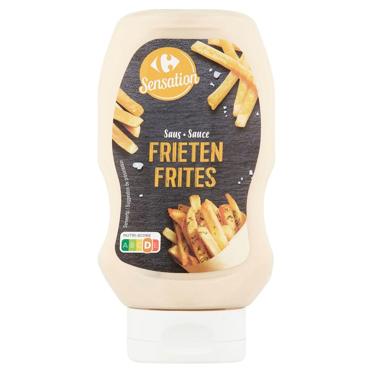 Carrefour Sensation Sauce Frites 420 ml